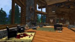 Main Lobby of The Sleeping Bear Lodge 2011
