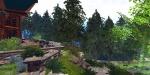 Overlooking terrace of Sleeping Bear Lodge 2011