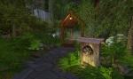 Path to The Sleeping Bear Lodge