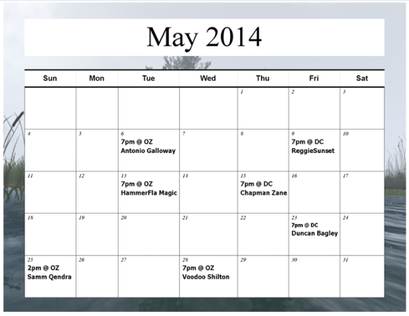 CALAS CALENDAR MAY 2014 copy