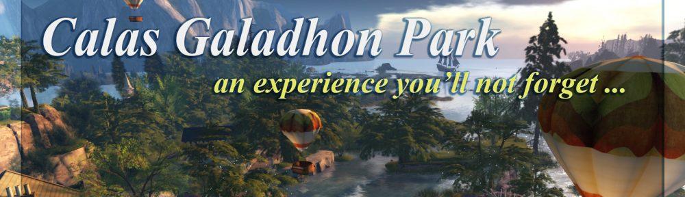 Calas Galadhon Park