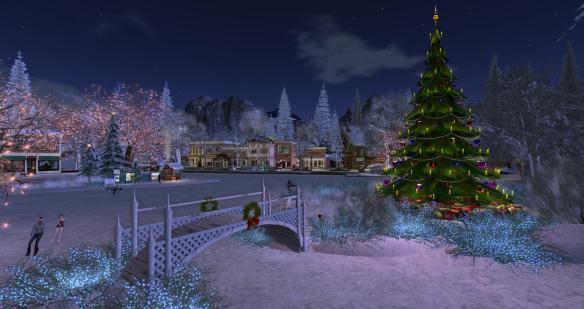 The Calas Christmas Tree