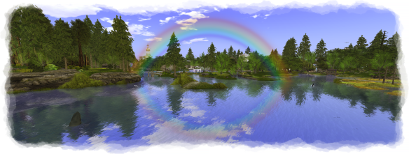 Rainbow @ Calas Galadhon 2014 by Kerena Zhangsun