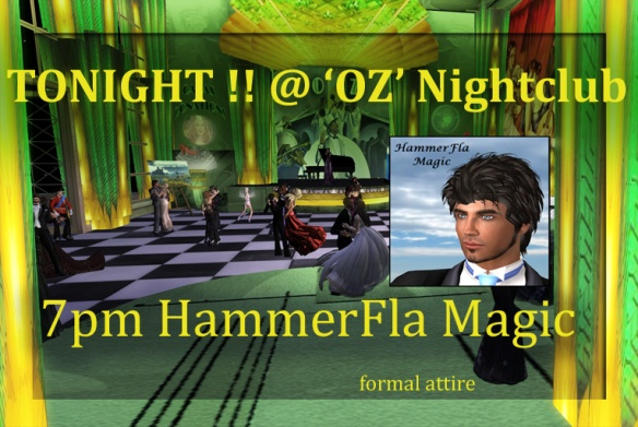 Hammer  by himself at OZ copy