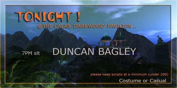 darkwood sign for duncan