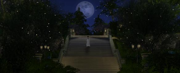 Stairway to the Stars ; Kerena Zhangsun