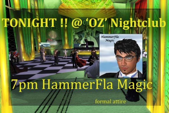 Hammer @ OZ 2015