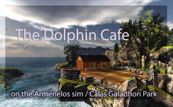 The 'new' Dolphin Café on Armenelos