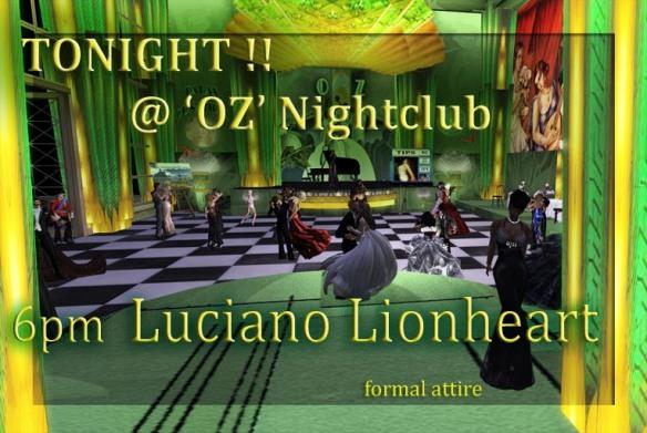Luciano @ OZ copy