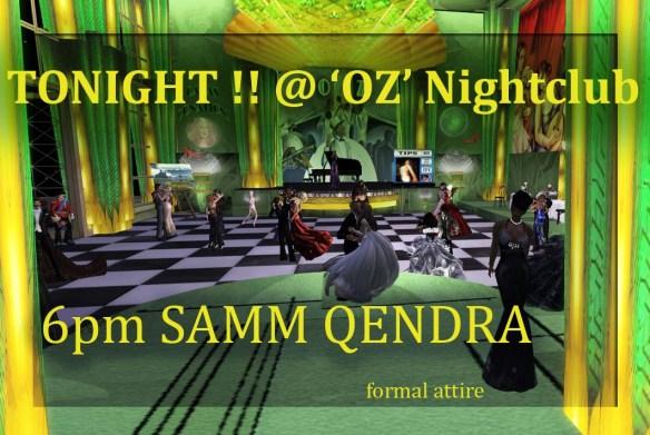 SAMM QENDRA @ OZ copy