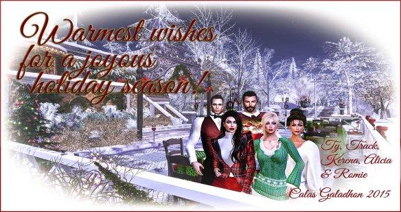Calas 2015 Christmas Card-RV