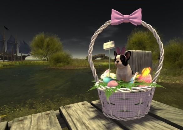 Calas Easter Basket