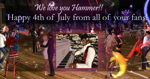 we love you Hammer