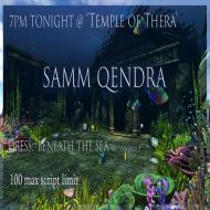 New Santorini Samm Temple of Thera